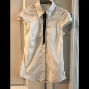 Daniele Alessandrini Deluxe button up shirt, XS